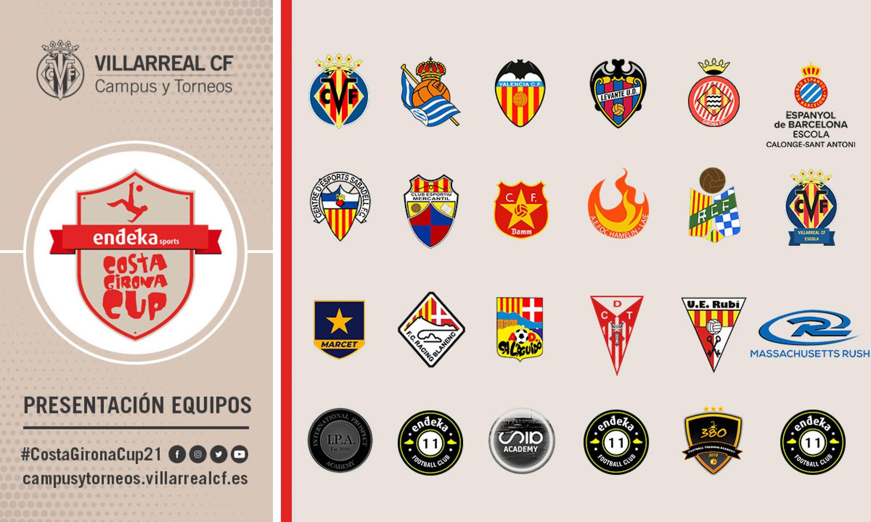 PRIMERA YELLOW CUP PARA LA VILLARREAL CF ESCOLA